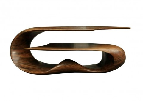 riptide coffee table by michael coffey