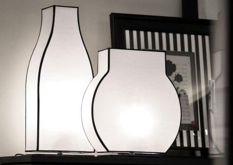 shape series table lamp