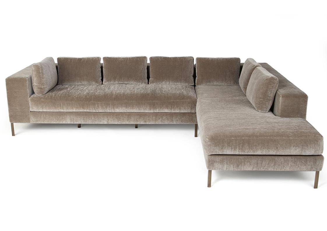 Ella Sofa Sectional   Custom Contemporary Furniture, Lighting And Interiors