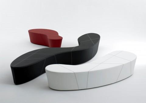 plasma designer bench