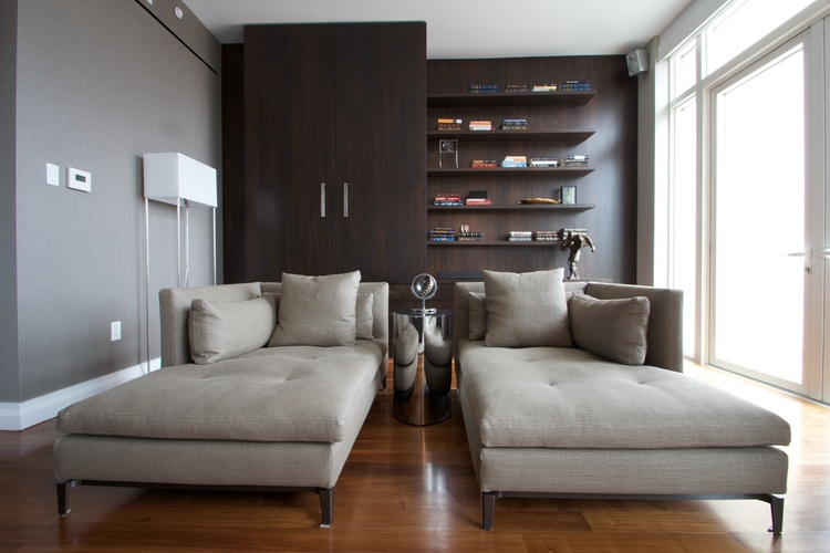 Upper west side manhattan penthouse custom contemporary for Furniture stores upper west side