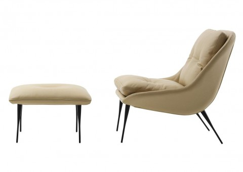 fency lounge chair