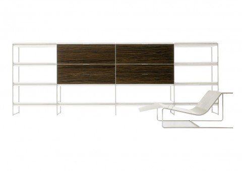 link series cabinets shelving