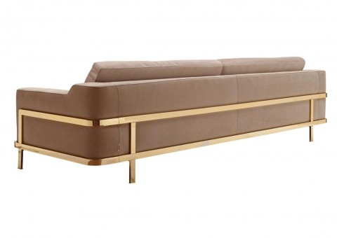metal frame odilon sofa