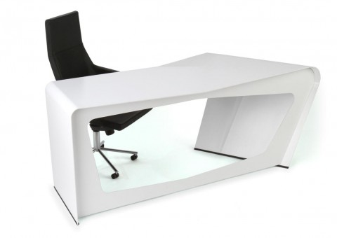 twisted x desk by philip michael wolfson