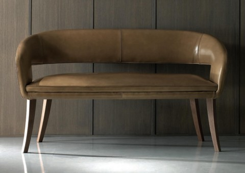 contemporary benches