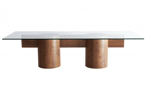 kimono dining table by william earle