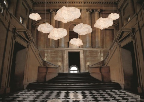 cloud ceiling pendants