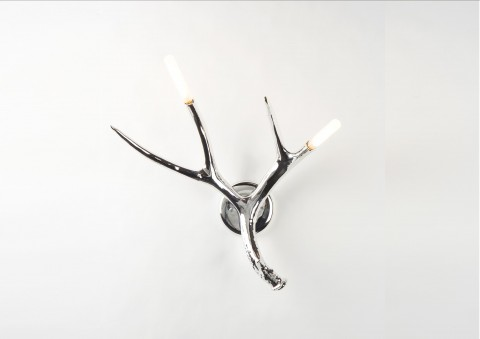 antler sconce wall lights