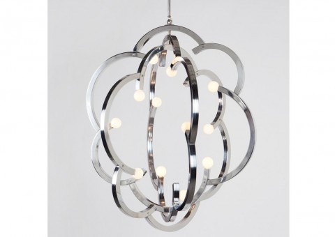 blow pendant chandelier by lindsey adelman