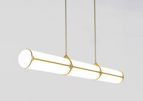 endless series ceiling pendant by jason miller