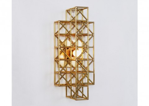 gridlock sconce wall lights