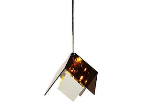 maxhedron ceiling pendant by bec brittain