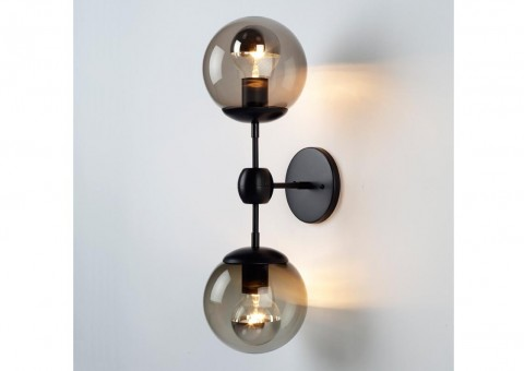 modo 2 globe sconce wall lights