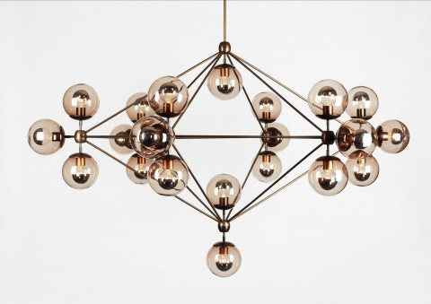 jason miller modo series chandelier