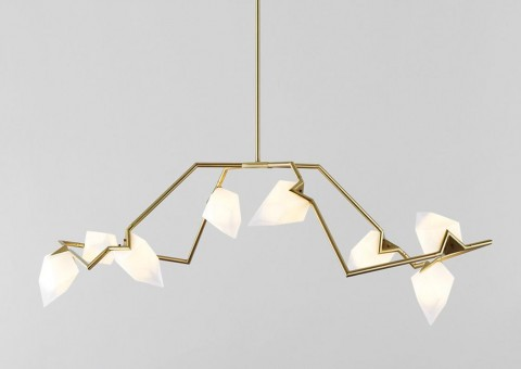 seed chandelier series by bec brittain