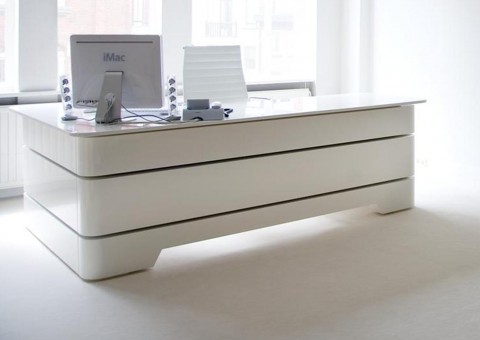 rknl20 executive desk by ronald knol