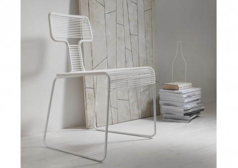wired dining chair