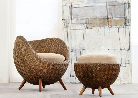 la luna lounge chair