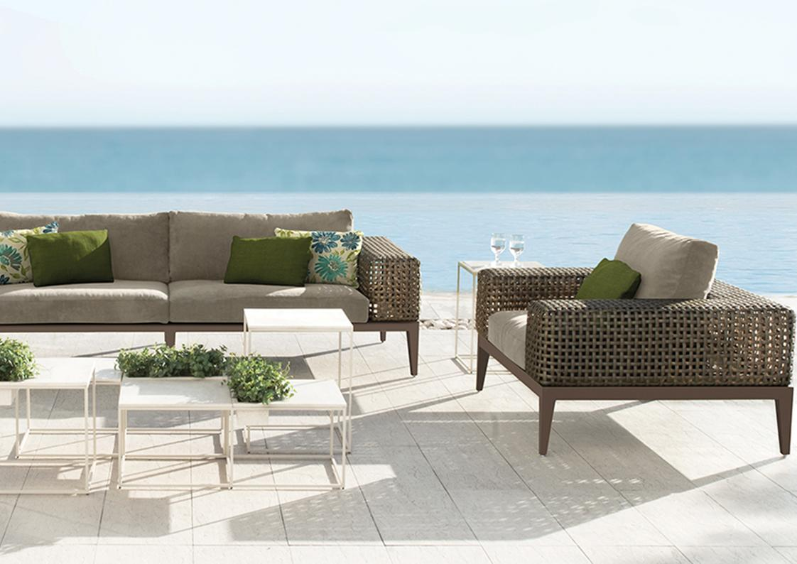 Kenneth cobonpue furniture Product Tropez Outdoor Sofa Sale 5795 Homecrux Kenneth Cobonpue Contemporary Luxury Furniture Lighting And