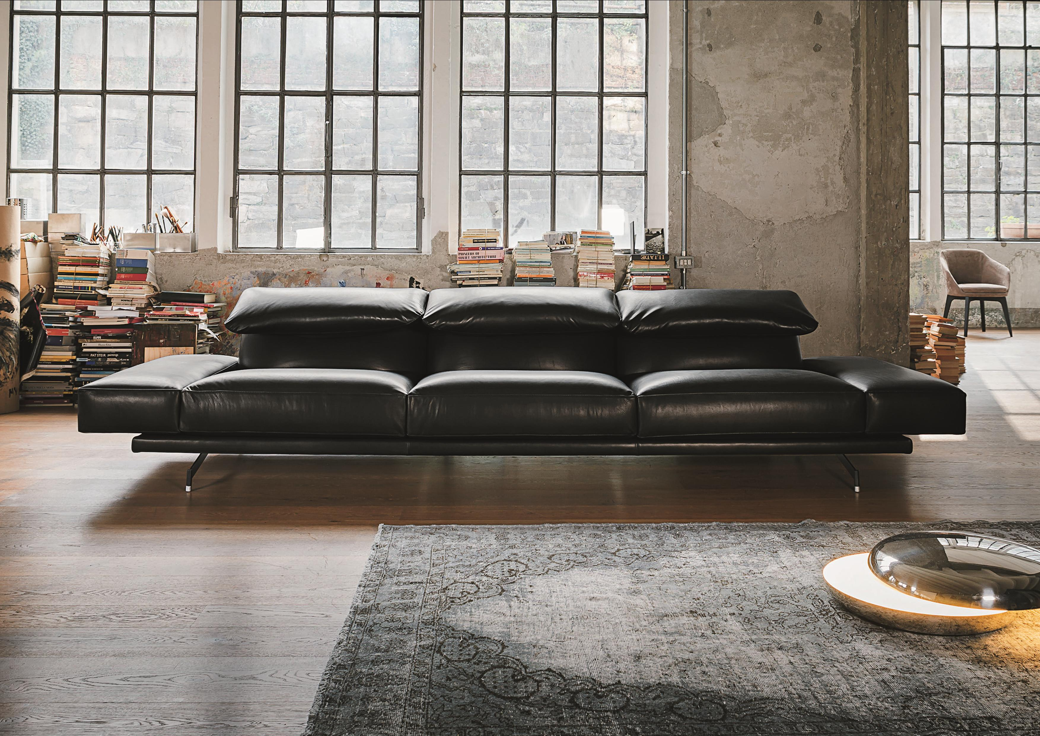 contemporary sofas and couches