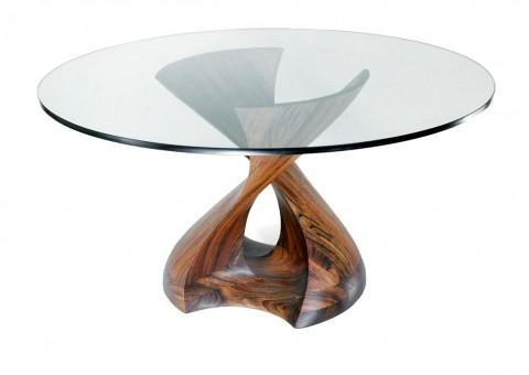 pas de deux dining table