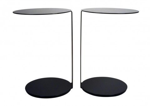 slim line side table by adam simha