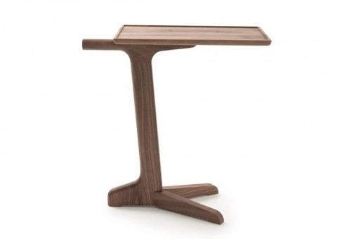 solid wood drink table