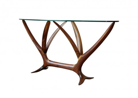wisteria console by brian fireman