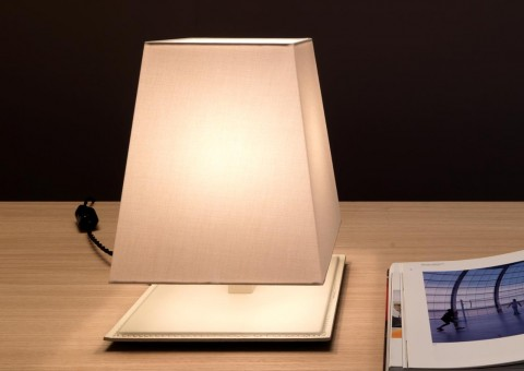 quadra series table lamp