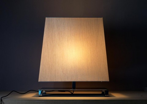 rettangola series table lamp