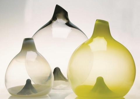 waterdrop vase by justin parker