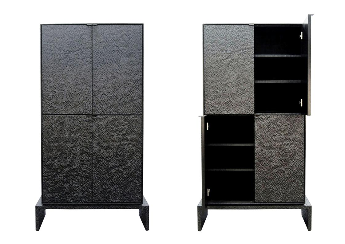 Hand Hammered Series Cabinets