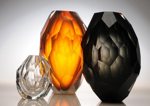mipreshush series glass vases