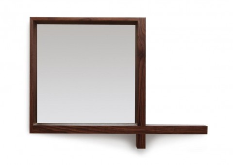 lineground series square wall mirror