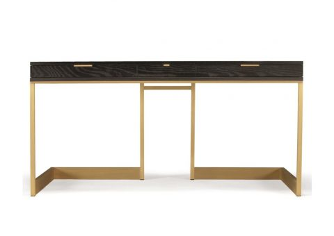 sleek wishbone series desks