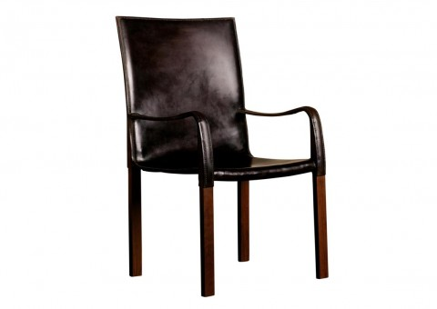mahler series armchair