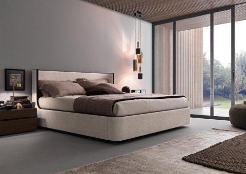 elegant callas platform bed