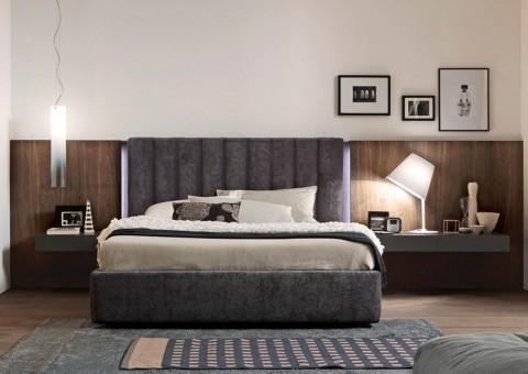 dado contemporary platform bed