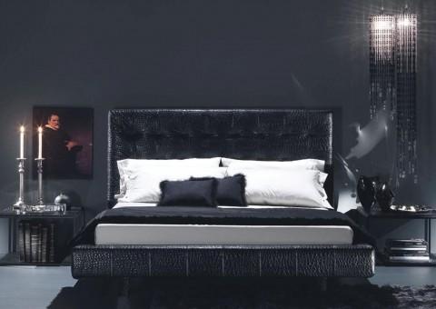 classic omega platform bed