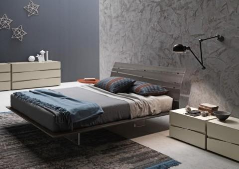 tango wooden platform bed
