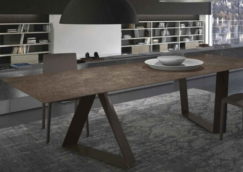 zaffiro dining table