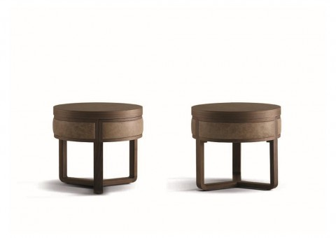 round nightstand and dresser world luxury series