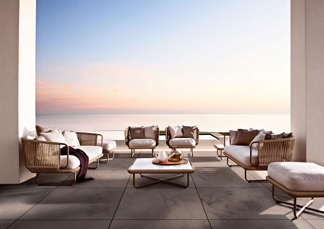 luxury outdoor furniture