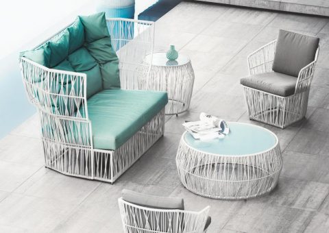calyx series coffee tables by kenneth cobonpue