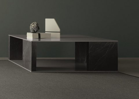 quattropietre coffee table