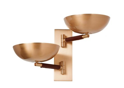 tazza sconce wall lights by zia priven