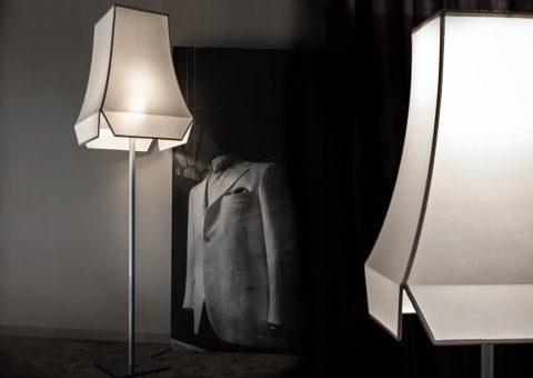 cloche series designer floor lamp