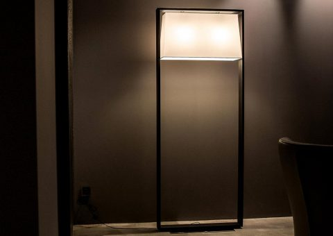 frame floor lamp