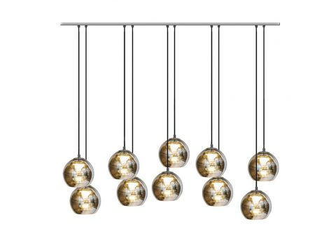 kubric series chandelier